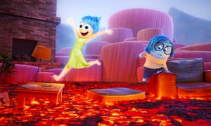 'Inside Out' film - 2015