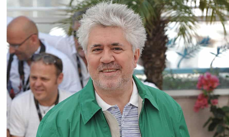 Pedro Almodovar wrote in support of the new left-wing coalition.