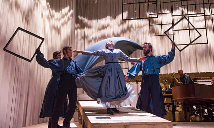 jane eyre at the national theatre