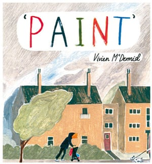 Paint, Vivien McDermid: Paint by Vivien McDermid, title page