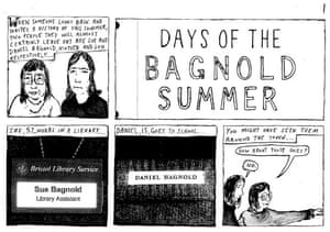 Days of Bagnold Summer: Joff Winterhart's Days of the Bagnold Summer, page 1