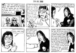 Days of Bagnold Summer: Joff Winterhart's Days of the Bagnold Summer, page 2