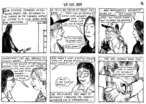 Days of Bagnold Summer: Joff Winterhart's Days of the Bagnold Summer, page 7