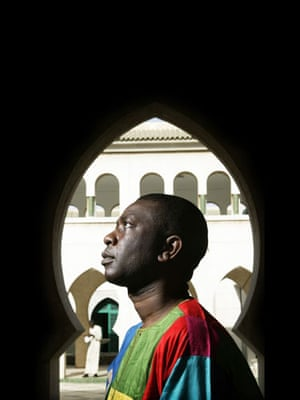 OMM portraits: OMM portrait of  Youssou N'Dour by Murdo Macleod