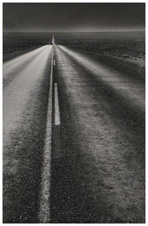Robert Frank Americans: U.S. 285, New Mexico, 1955 by Robert Frank, from The Americans