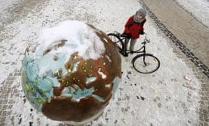 """Copenhagen: the result: """"Cool Globes"""" exhibition in Copenhagen"""