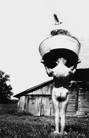 Rimaldas Viksraitis: Grimaces of the Weary Village, 1997 by Rimaldas Viksraitis