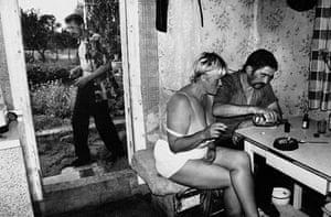 Rimaldas Viksraitis: Grimaces of the Weary Village, 2001 by Rimaldas Viksraitis