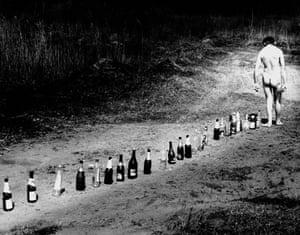 Rimaldas Viksraitis: End of the Road, 1995 by Rimaldas Viksraitis