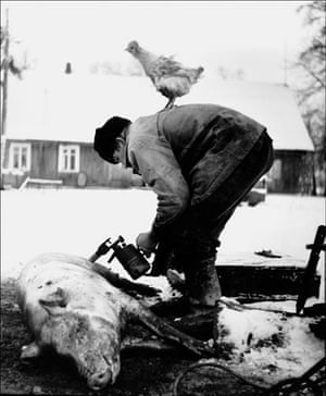 Rimaldas Viksraitis: Slaughter, 1982 by Rimaldas Viksraitis