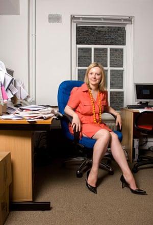 Tory new women: Elizabeth Truss deputy director of Think Tank Reform