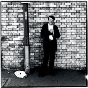 Kevin Cummins' Manchester: Mark E Smith of the Fall in Salford, 2005, by Kevin Cummins