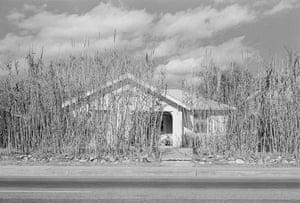 New Topographics: Tucson, Arizona, 1974 by Henry Wessel