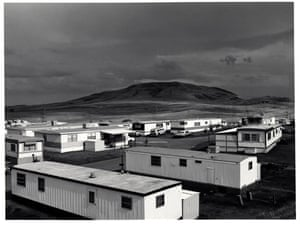 New Topographics: Mobile Homes, Jefferson County, Colorado by Robert Adams