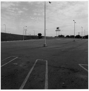 New Topographics: Landscape, St. Paul, Minnesota, 1974 by Frank Gohlke
