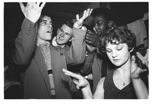Ken Russell: Ken Russell photo of dancers in a club in London in the 1950s