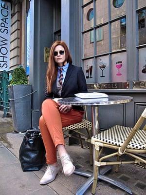 Face hunter: Face hunter portrait: Marianna, 28, TV presenter in Italy