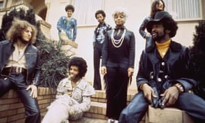 Sly and The Family Stone, circa early 1970s