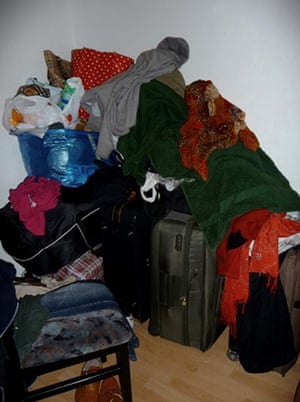 Asylum life: My Things, by Madeleine