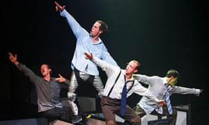 Blam!, Edinburgh theatre