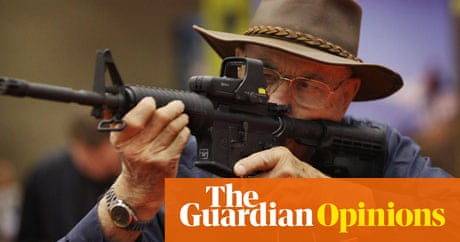 American gun use is out of control. Shouldn't the world intervene? | Henry  Porter | Opinion | The Guardian