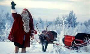 santa lapland - Santa In The North Pole