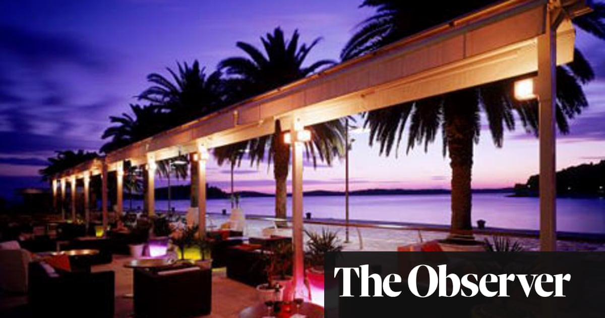 Cool Croatia Boutique Hotels In Hvar Travel The Guardian