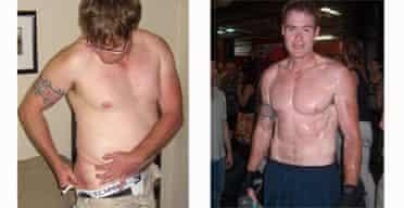 Craig Davidson Uses Steroids