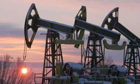 Russia's vast Oil reserves