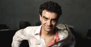 Tenor Rolando Villazon
