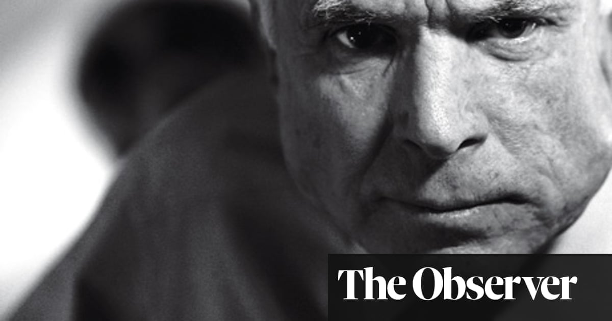 The real McCain: Paul Harris uncovers the dark side of John McCain