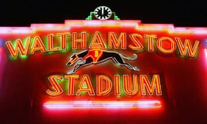 Walthamstow Stadium is closing down after 75 years