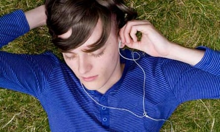 Ipods in the Park