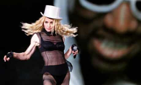 """Madonna """"Sticky and Sweet"""" tour"""