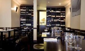 Giaconda Dining Room