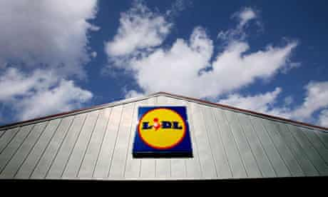 Stuck in the Lidl with you