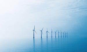 Wind Turbines on Samso