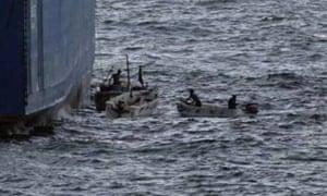 Pirates in Somali
