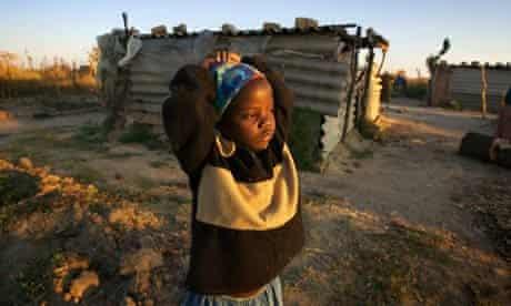 Zimbabwe child