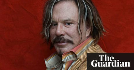 Interview: Mickey Rourke | Film | The Guardian