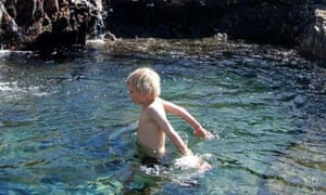 The Fairy Pools at Glenbrittle on the Isle of Skye