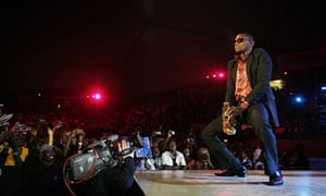 Eight Afrobeats artists to listen to | Music | The Guardian