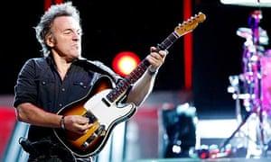 OMM Bruce Springsteen