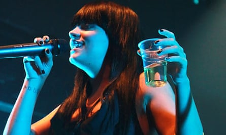 Lily Allen Performs At KOKO