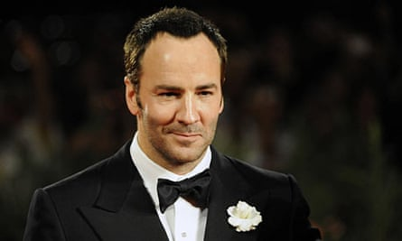 Tom Ford at the Venice film festival