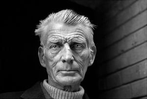 Jane Bown retrospective: Samuel Beckett by Jane Bown