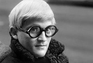 Jane Bown retrospective: David Hockney (1966)