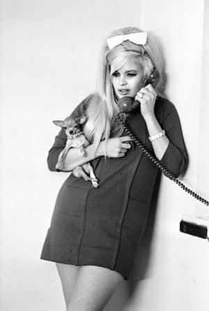 Jane Bown retrospective: Jayne Mansfield, 1967