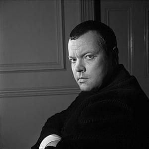 Jane Bown retrospective: Orson Welles (1951)