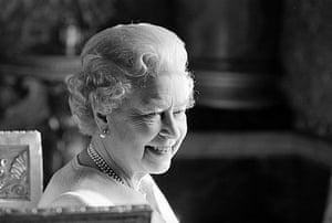 Jane Bown retrospective: The Queen, celebrating her 80th birthday in 2006